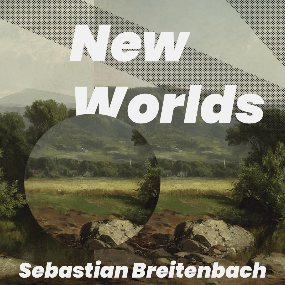 New Worlds CD Cover
