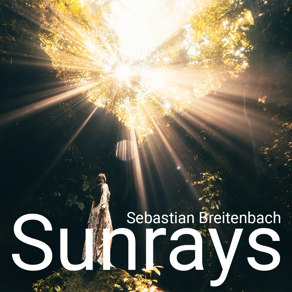 Sunrays CD Cover