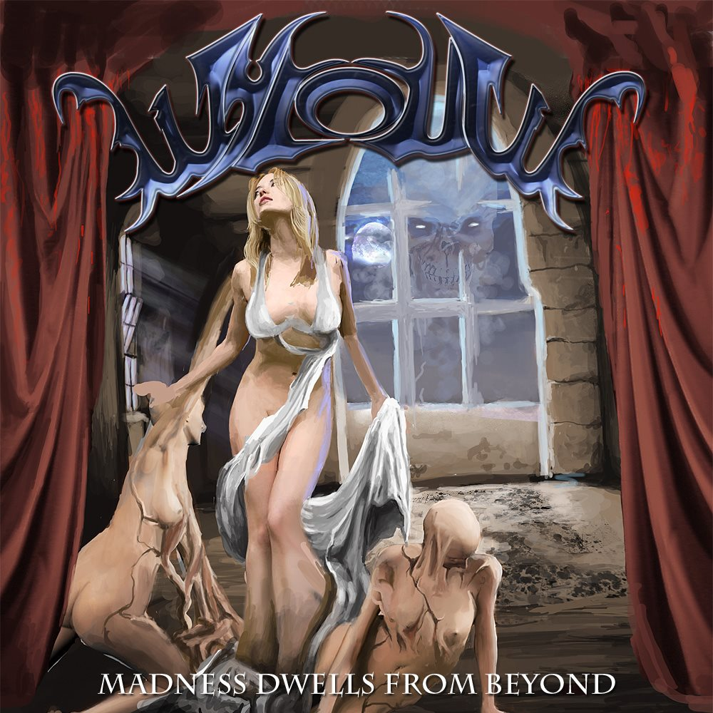 Wylouw - Madness dwells from beyond CD Cover